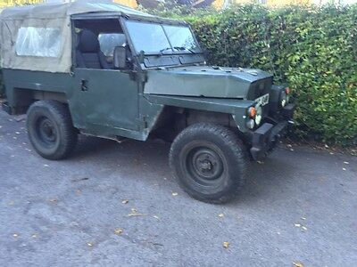 landrover lightweight 1983 softtop