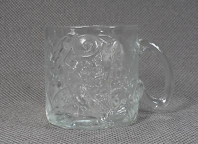 McDonald's Batman Forever The Riddler 1995 Collectible Glass
