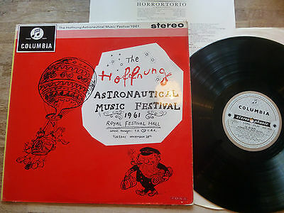 The Hoffnung Astronautical Music Festival 1961 - SAX2433 UK Columbia + insert