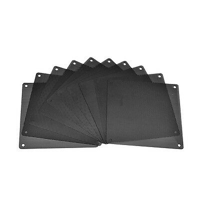 INIBUD 140mm Computer PC Cooler Fan Case Cover Dust Proof Mesh Grill (Dust Fi...