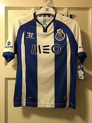 FC Porto Football Kit Home Child's Age 8-10 years NEW