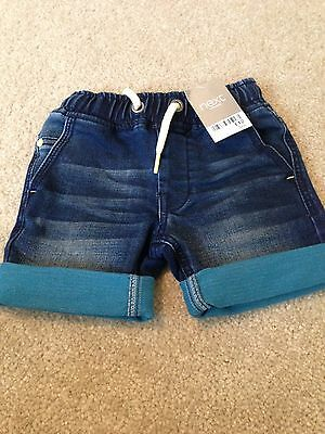 Boys Next Toddler Shorts Age  3 Years New