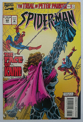 Spider-Man (Vol. 1) Nr. 60 ( Marvel US / 1995 ) Klonsaga! RAR!!!