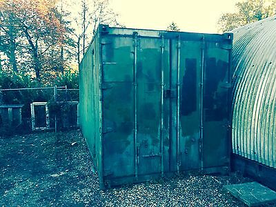 20ft Shipping Container - Cabin/ Portable/ Storage/ Unit