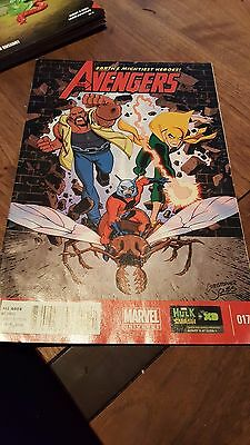 Marvel The Avengers Earths Mightiest Heroes Comic 017