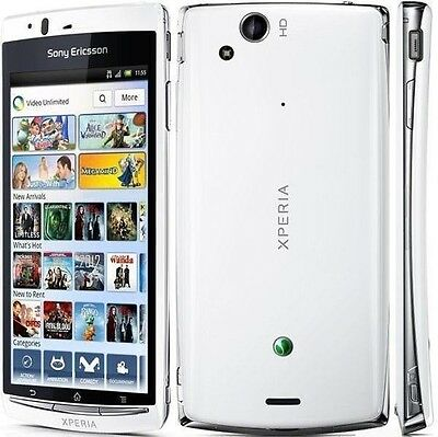 New Sony Xperia Arc S Camera Mobile Phone Progs