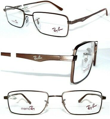RAY BAN BRILLE RB 7517 memo-RAY TITAN LIGHTRAY  8713 TECH RX GESTELL 7518 NEU