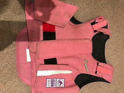 Child's Horse Riding Body Protector