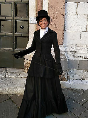 victorian, downton abbey ,missy , dress, costume, cosplay  comics vittoriano