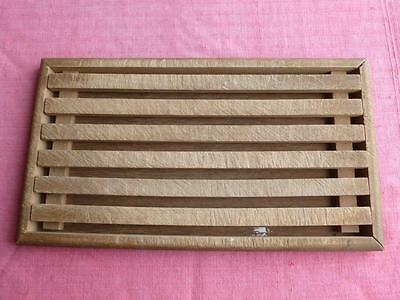 Lovely Vintage French Wooden Bread Board