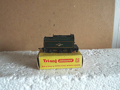 Triang TT T.98 tender for T.97 (Britannia) loco, BR Green, Boxed