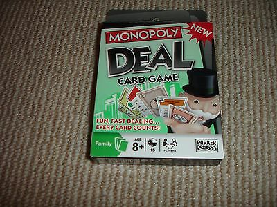 Monopoly Deal Card Game : Family Card Ga,me
