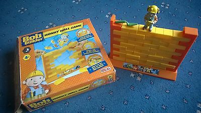 Bob the Builder Wonky Wall game