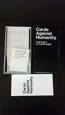 Cards Against Humanity Gioco da tavolo / party game