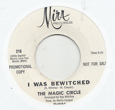 Northern Soul / Popcorn -- Magic Circle -- I Was Bewitched