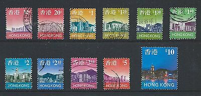 Hong Kong Qe2 Used 1997 Skyline Definitives