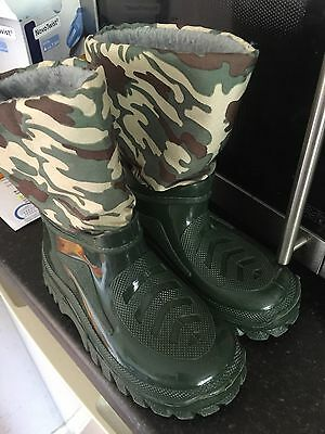 wellies Size 10