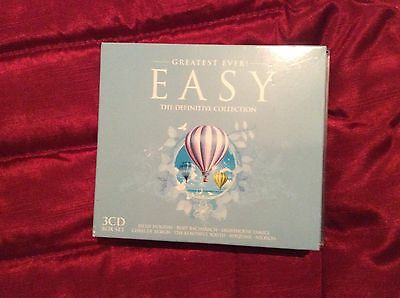 'Easy' the definitive collection CD disc set