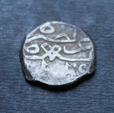 Unidentified Early Islamic / Ottoman Silver Coin - Medieval  - L108