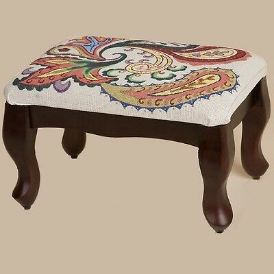 "Sudberry House Queen Anne ""Classic Footstool"""