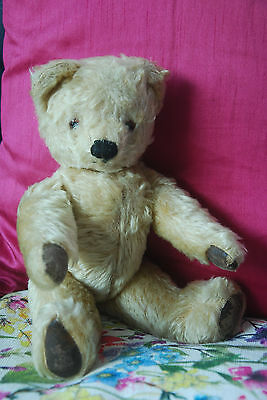 SALE SALE!! Vintage Antique Old Chad Valley Teddy Bear