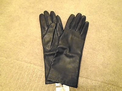 Ladies Long Leather Gloves
