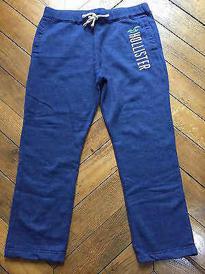 Jogging HOLLISTER, taille LARGE, neuf ! (No Abercrombie & Fitch)