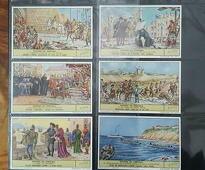 Liebig Cards: Third Bundle Of 10 Sets All Very Condition