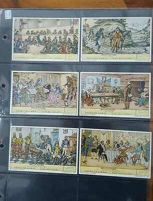Liebig Cards: Fourth Bundle Of 10 Sets All Very Condition