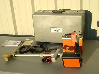 METROTECH 810 Line Tracer Locator Cable & Pipe Finder