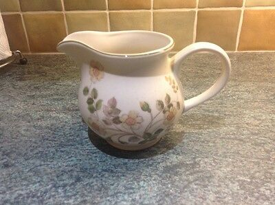 M & S Autumn Leaves Round Bellied  Jug Immaculate