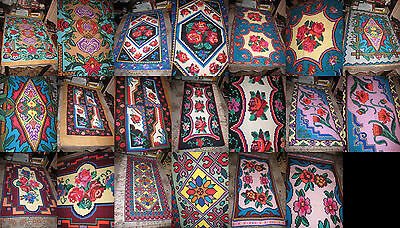 POPULAR ART-Old Romanian traditional popular art- Moldavian Carpet.
