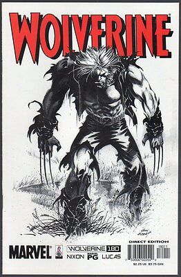 US Comics, Wolverine #180, Oct 2002