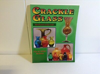 Crackle Glass Identifications And Value Guide Stan & Arlene Weitman
