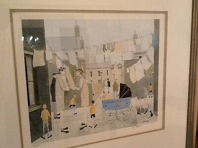 G.W.Birks Signed Limited Edition Print