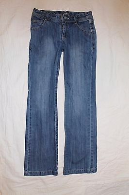 Lovely Girls Jeans with adjustable waist age 8