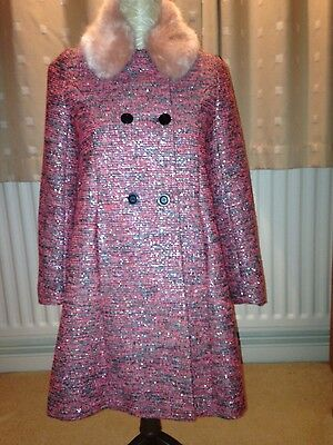Alice Temperly Girls Coat Age 11