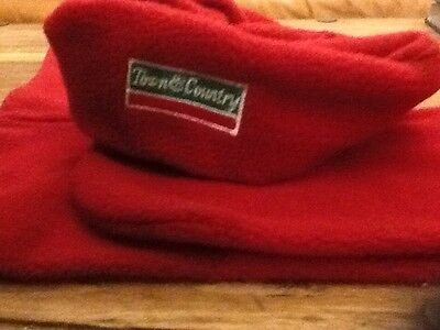town & country warm red wellington boot inserts