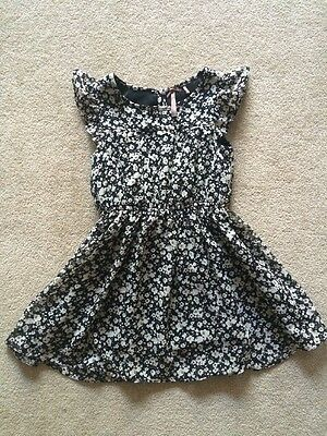Next Girls Dress Age 4