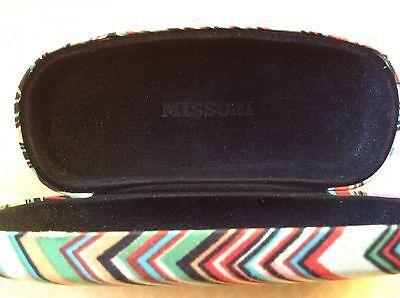 Missoni Sunglasses/Spectacle Case