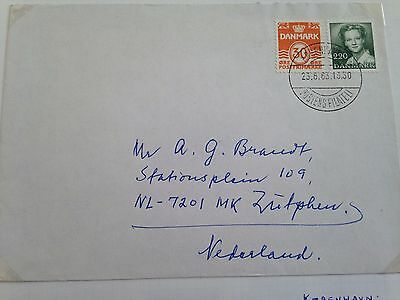 Greenland, Iceland & Denmark 7 nice covers some are FDC first day covers