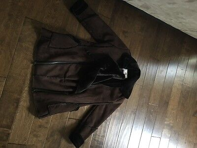 Japanese weekend mama jacket size xs