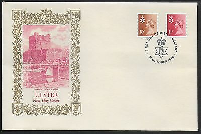 Ulster first day cover 1976