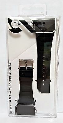 Case Mate vented Replacement Band for Apple Watch 42mm (CM032791)***NEW***