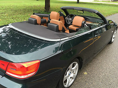 2008 BMW 3-Series BMW 3 Series 328i Convertible Roof / Power Retract 2008 BMW 3 Series 328i Convertible Roof / Power Retractable Hard Top