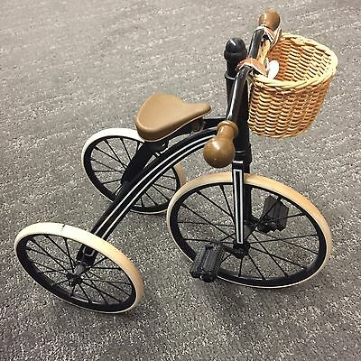 Retired American Girl Doll Samantha Three-Wheeled Bicycle Tricycle