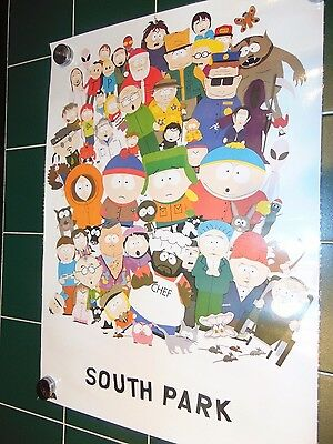 South Park Homer Simpson Darkness Paul Van Dyk Silly Walks Salvador Dali Posters