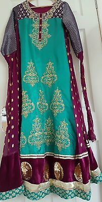 Maria B Bridal wedding asian indian pakistani maxi dress sana safinaz gul ahmed