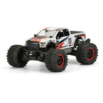 NEW 2017 Ford   F-150 Raptor Body (Pr3470-00) from RC Hobby Land