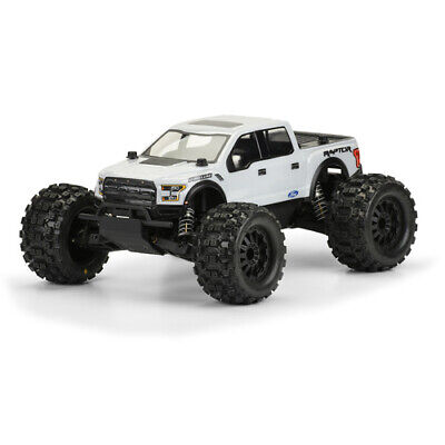 NEW 2017 Ford   F-150 Raptor Body (Pr3471-00) from RC Hobby Land